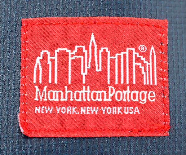 【選べるノベルティ付】Manhattan Portage マンハッタンポーテージ ウエストバッグ(カラー:ダークネイビー)mp1101mvl
