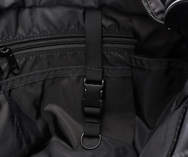 【選べるノベルティ付】ブリーフィング BRIEFING トートバッグ DISCRETE TOTE SM MW(カラー:ブラック)BRA211T20