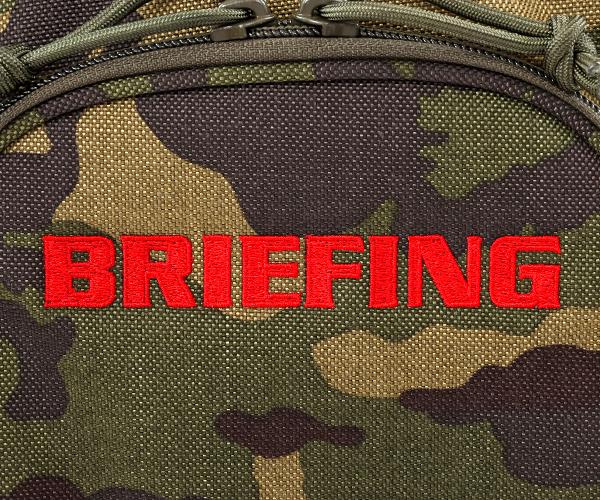 【選べるノベルティ付】 ブリーフィング BRIEFING ゴルフ/キャディバッグ CR-8(カラー:グリーンカモ)BRG211D43