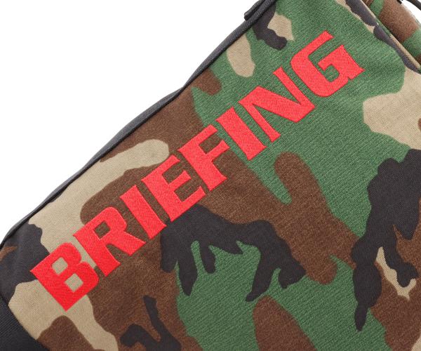 【選べるノベルティ付】ブリーフィング BRIEFING クラブケース CLUB CASE-2(カラー:ウッドランドカモ)BRG211G05