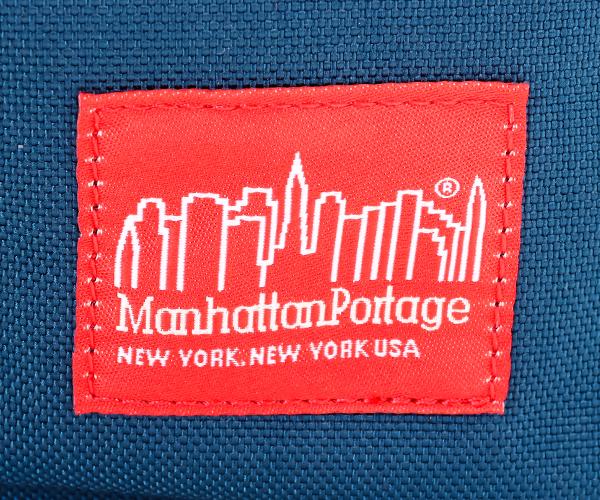 【選べるノベルティ付】Manhattan Portage マンハッタンポーテージ ウエストバッグ S(カラー:ネイビー)mp1106