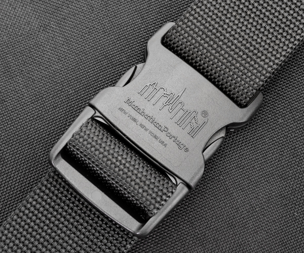 【選べるノベルティ付】Manhattan Portage マンハッタンポーテージ ウエストバッグ S(カラー:ブラック)mp1109