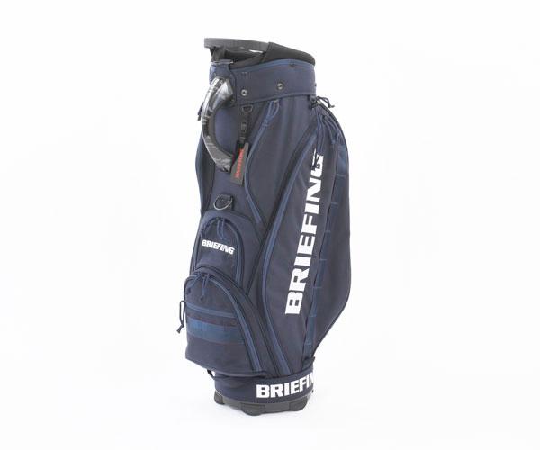 【選べるノベルティ付】 ブリーフィング BRIEFING ゴルフ/キャディバッグ CR-5 #02(カラー:ネイビー)BRG201D01