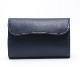 【選べるノベルティ付】ワイルドスワンズ イングリッシュブライドル バーン 3つ折り財布(カラー:ネイビー) ENGLISH BRIDLE BYRNE WILD SWANS
