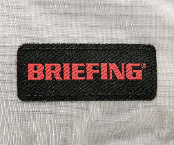 【選べるノベルティ付】ブリーフィング BRIEFING 2WAYトートバッグ 2WAY TOTE SL PACKABLE(カラー:グレー)BRA211T09