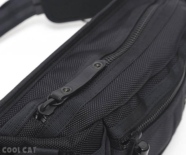 【選べるノベルティ付】 ポーター ヒート ウエストバッグ S(カラー:ブラック)703-06979 吉田カバン PORTER