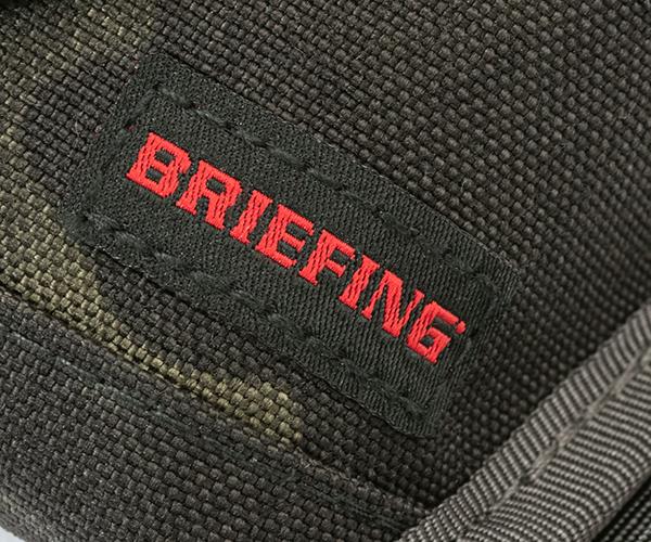 【選べるノベルティ付】ブリーフィング BRIEFING メガネケース VISION CASE GOLF(カラー:マルチカモブラック)BRG193G75