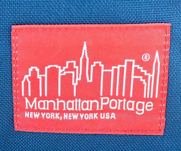 【選べるノベルティ付】Manhattan Portage マンハッタンポーテージ バックパック M(カラー:ネイビー)mp1210