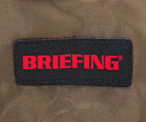 【選べるノベルティ付】ブリーフィング BRIEFING 2WAYトートバッグ 2WAY TOTE SL PACKABLE(カラー:オリーブ)BRA211T09