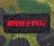 【選べるノベルティ付】ブリーフィング BRIEFING 2WAYトートバッグ 2WAY TOTE SL PACKABLE(カラー:トロピカルカモフラージュ)BRA211T09