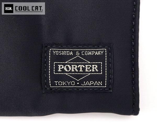 【選べるノベルティ付】 ポーター タンカー ロングウォレット(カラー:ブラック)622-68166 吉田カバン PORTER