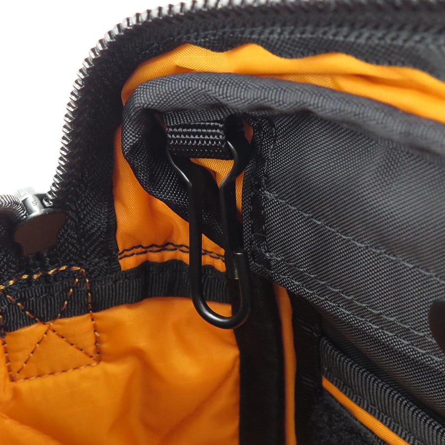 【選べるノベルティ付】ポーター フォース 横型ショルダーバッグ S (カラー:ブラック) 855-05457 吉田カバン PORTER