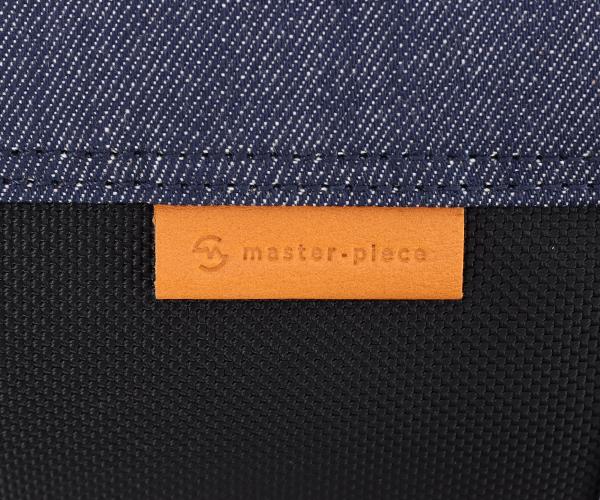 【選べるノベルティ付】 master-piece マスターピース エバー ワンハンド トートバッグ(カラー:ネイビー) 24258-v4