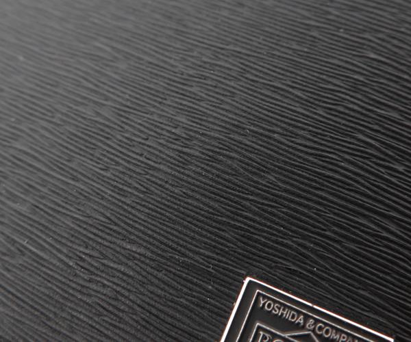 【選べるノベルティ付】 ポーター カレント カードケース (カラー:ブラック) 052-02207 吉田カバン PORTER