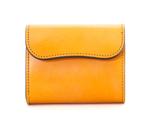 【選べるノベルティ付】ワイルドスワンズ フルグレインブライドル イーノ 3つ折り財布(カラー:ロンドンカラー) FULL GRAIN BRIDLE ENO WILD SWANS