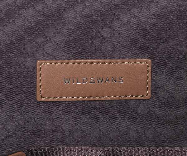 【選べるノベルティ付】ワイルドスワンズ モンパルナス ラガッツォ バックパック(カラー:キャメル)MONTPARNASSE RAGAZZO WILD SWANS