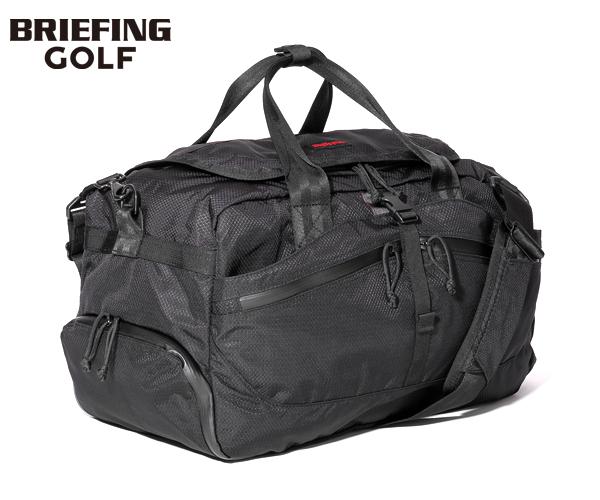 【選べるノベルティ付】ブリーフィング BRIEFING ボストンバッグ CLUB BOSTON SP(カラー:ブラック)BRG203L30