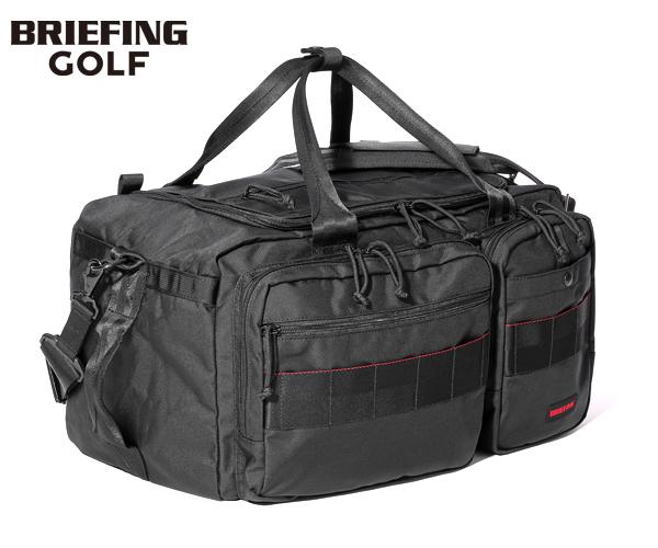 【選べるノベルティ付】ブリーフィング BRIEFING ボストンバッグ CLASSIC CLUB BOSTON AIR(カラー:ブラック)BRG203N17