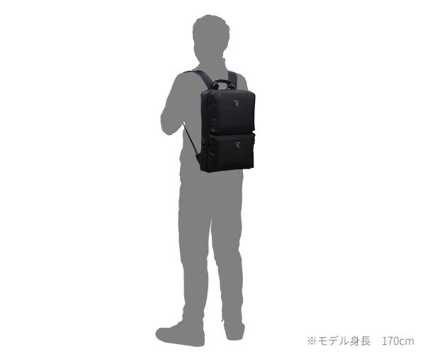 【選べるノベルティ付】 ポーター ガード デイパック(カラー:ブラック)033-05058 吉田カバン PORTER GUARD