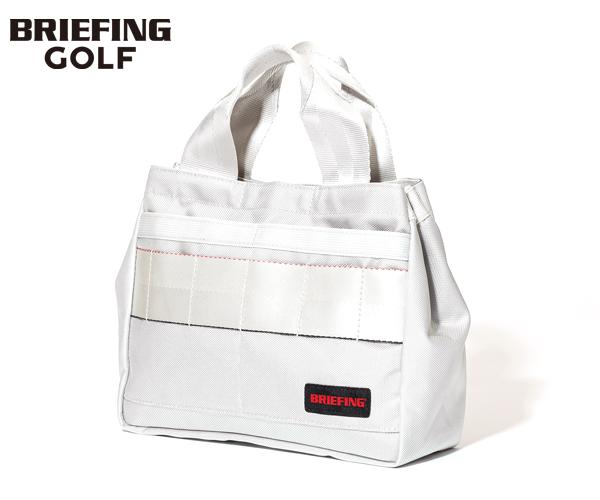 【選べるノベルティ付】ブリーフィング BRIEFING トートバッグ CART TOTE AIR(カラー:シルバー)BRG203T15