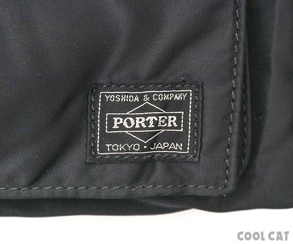 【選べるノベルティ付】 ポーター タンカー 2WAY ボストンバッグ S 622-68329 ブラック 吉田カバン PORTER