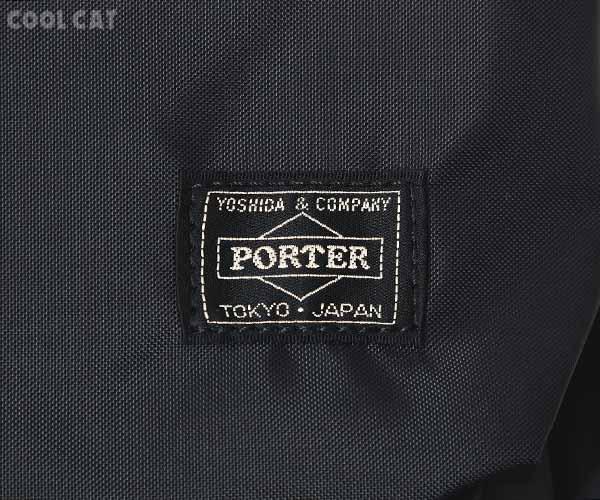 【選べるノベルティ付】 ポーター フォース リュックサック S 855-07417 ブラック 吉田カバン PORTER
