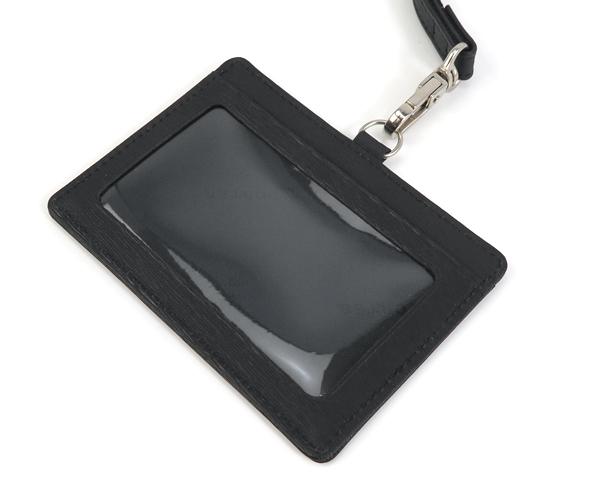 【選べるノベルティ付】ポーター カレント 横型IDケース (カラー:ブラック) 052-02218 吉田カバン PORTER