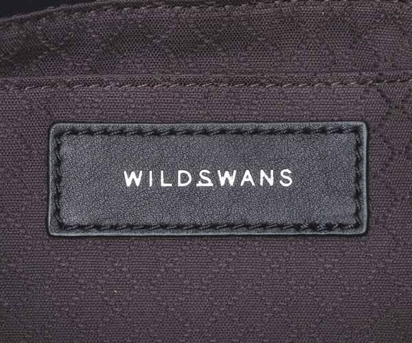 【選べるノベルティ付】ワイルドスワンズ モンパルナス スヴェルト ボディバッグ(カラー:ブラック)MONTPARNASSE SVELTO WILD SWANS