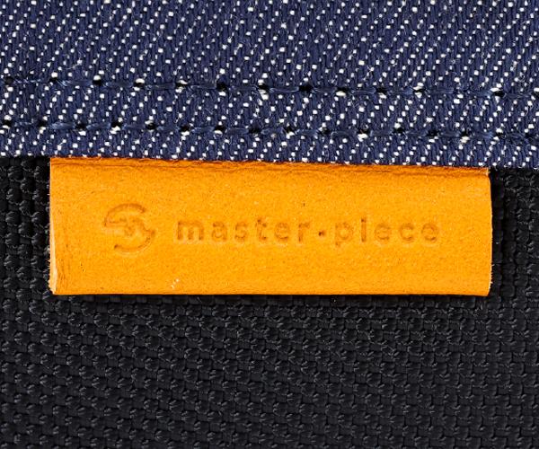 【選べるノベルティ付】 master-piece マスターピース エバー バックパック(カラー:ネイビー) 24250-v4