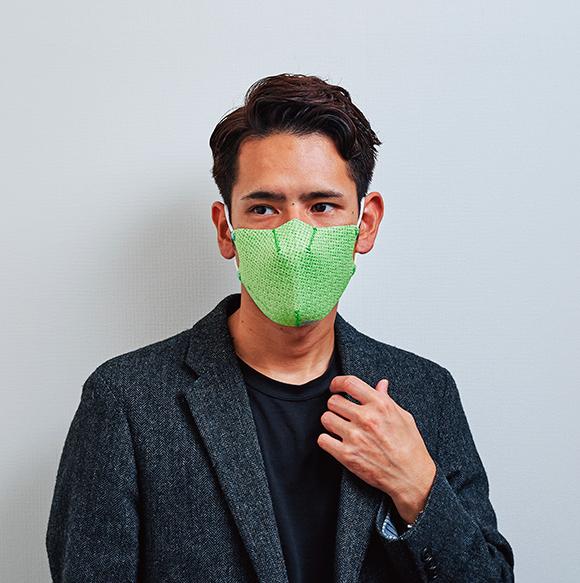 【単色購入】呼吸 Co-que プレミアム ピスタチオ グリーン