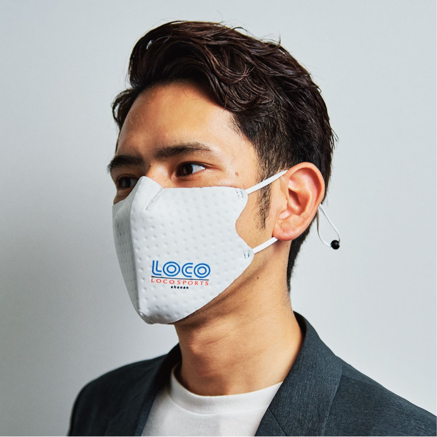 【オリジナルマスク(アドマスク)】Co-que Premium 200個〜299個