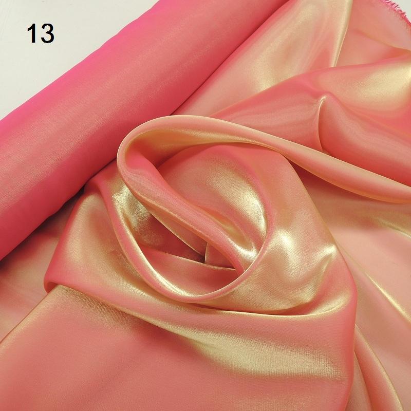 100036<br>シャンブレー サテン オーガンジー<br>生地 布地 布 無地 サテン シャンブレー オーガンジー 衣装 コスプレ コスチューム ダンス ステージ ウェディング ブライダル スカート ワンピース ブラウス ポリエステル 多色 日本製