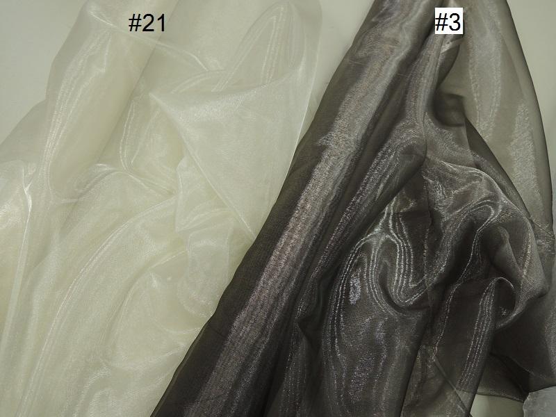 シャンブレーオーガンジー【202-11118】
