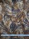 フレンドパーク 【120095】 110cm幅<br>リアル感ありのアニマル柄カットジョーゼット<br>(在庫のみ商品)