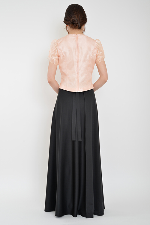 882<br>巻きスカート<br>衣装 ステージ 演奏会 結婚式 パーティー舞台 コーラス ピアノ フォーマル オーケストラ 第九 カラオケ 黒いスカート ラップスカート 定番 人気 日本製 国産 ポリエステル100%