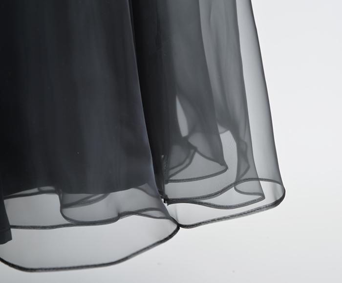 グラスオーガンジースカート <1150>