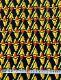 幾何学人間キカイダー〈400001〉150cm幅 (2wayトリコットプリント)