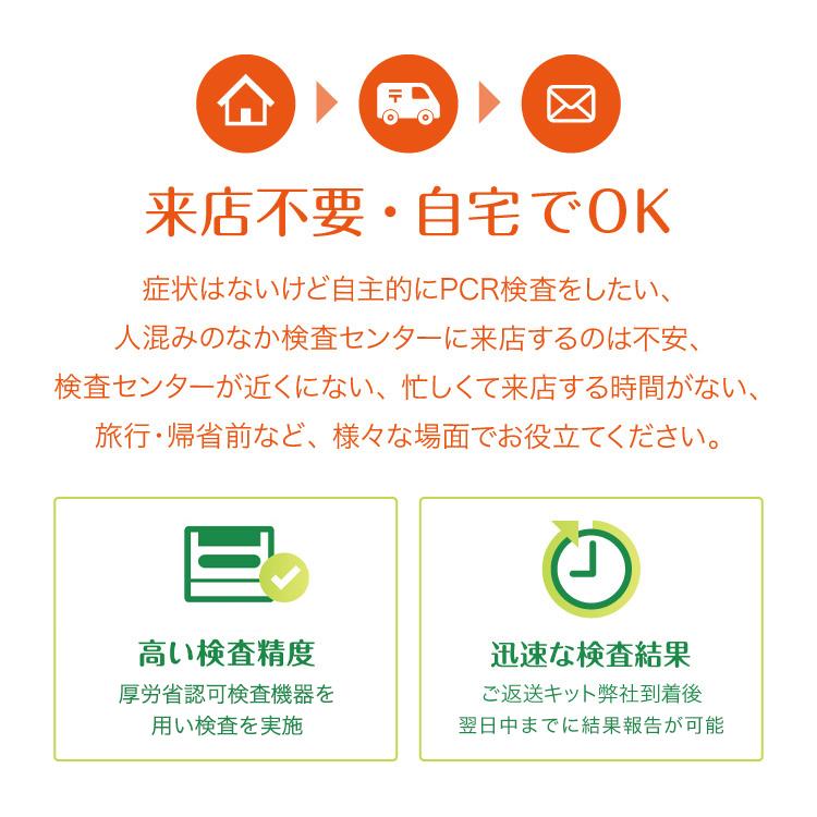 新型コロナPCR検査キット
