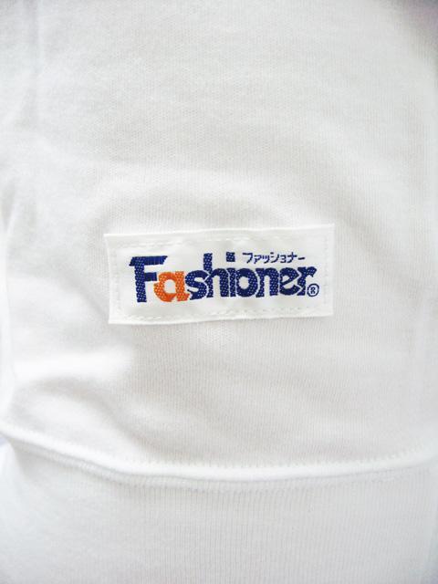 Fashioner ジッパーシャツ ファッショナー 体操服