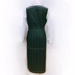 【日本製】紺ジャンバースカート◆T155〜185・200サイズ