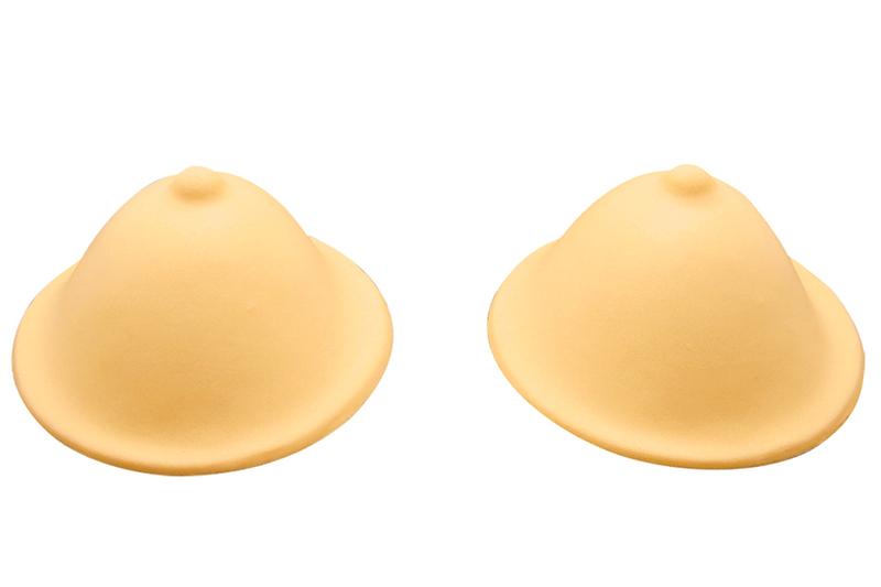 Tamatoys 乳首付きウレタンおっぱいパッド