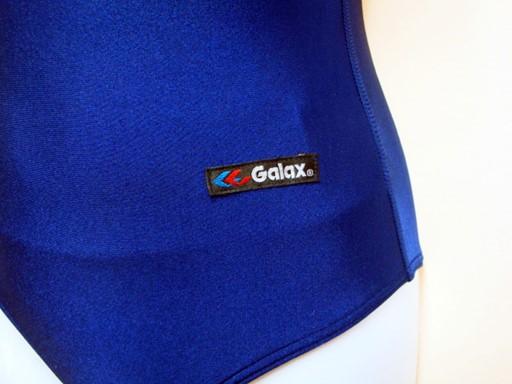 Galax G-1610スクール水着(パイピング型)◆紺・エンジ/S〜4L