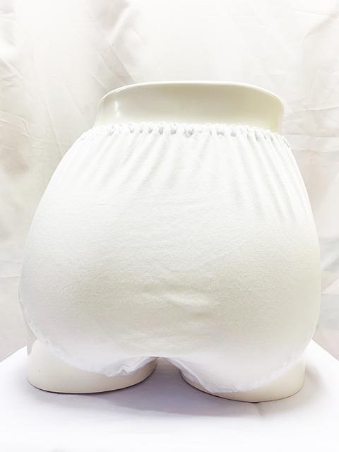 コスメイトオリジナル 綿100%深型 ふんわりインゴムショーツ