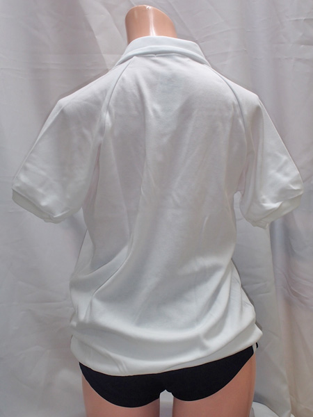 Galax G-810体操着◆F型シャツ ジッパーシャツ S〜3L
