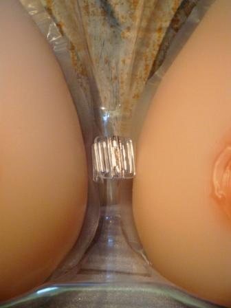 生乳ブラ◆高級シリコン製/A〜Fカップまで