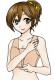 ぺた胸メーカー(ナベシャツ)◆男装・和装にどうぞ