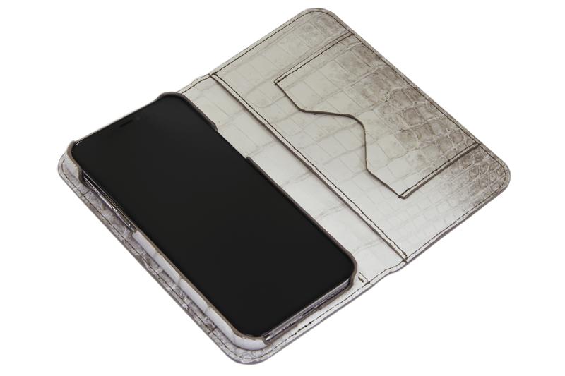 スマートフォンケース ポケット付 フォールディングタイプ プレミアム ヒマラヤ for Apple iPhone 12 Pro Max