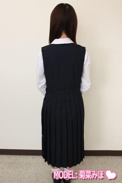 wjs-05<br>スクールパール ジャンパースカート