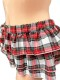 【数量限定】三段フレアーミニスカート