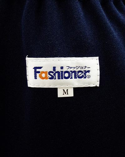 Fashioner スクールパンツ 濃紺